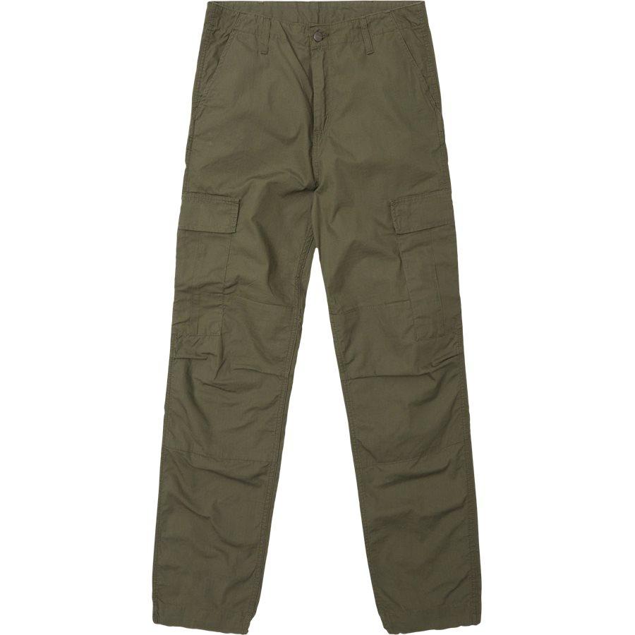 REGULAR CARGO PANT-I015875 - Cargo Pants - Bukser - Regular - CYPRESS RINSED - 2